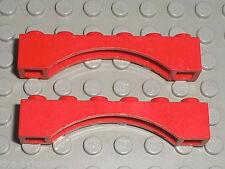 Arche LEGO Red arch ref 3455 / set 760 384 396 7938 4758 7822 4708 10132 7191...
