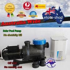 Solar Power Spa Swimming Pool Water Pump 0.5HP 370W
