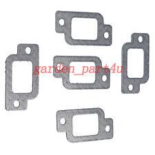 5x Auspuff dichtung passend für STIHL 021 MS210 023 MS230 025 MS250 Kettensäge