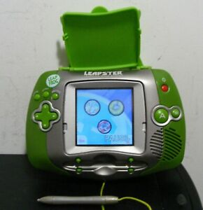 Leapster Hand-Held Educational Game Console (Original) by LeapFrog
