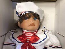 "Welden Museum World of Dolls, Kathy Smith Fitzpatrick, Divi Doll - 28"" in Box!"