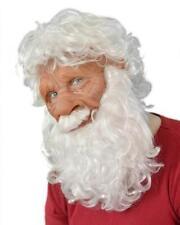 Zagone Studios Men's Supersoft Super Santa Adult One Size, Flesh