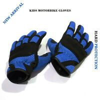 Kids Motorbike Summer Gloves Child Sports Riding Full Finger Motorcycle Gloves