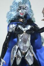 """LADY DEATH Limited White's Guide Chrome Edition 6"""" 1997 Moore Chaos Comics"""