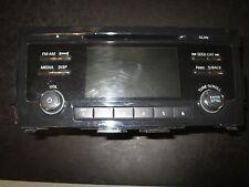 13-14 NISSAN ALTIMA RADIO SINGEL DISC CD PLAYER #28185-3TA2B *See item*