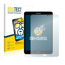 2x Displayschutz Folie Klar Samsung Galaxy Tab S2 8.0 (WiFi) Schutzfolie