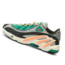 ADIDAS MENS Shoes FYW 98 - Grey, Coral & Yellow - EG5195