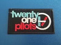 Twenty One Pilots Sew or Iron On Patch