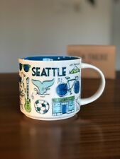 Starbucks Been There Series Mug Across The Globe Collection Seattle