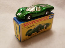 Vintage Matchbox Lesney #45c SF Ford Group 6 1970 – MIB