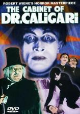 Cabinet of Dr. Caligari (Silent) (DVD) (1919) (All Regions) (NTSC) (US Import.