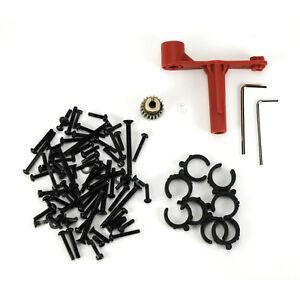 Arrma Senton V3 4X4 3S BLX 20T Pinion Gear, Hardware Screw Set, Factory Tools