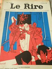 La Photgraphie regardez le petit Oiseau Humour Print 1934