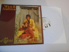 LP Schlager Wyn & Andrea - Ich hab dich lieb (12 Song) UNITED ARTISTS /GERMANY
