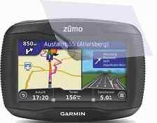 Garmin zumo 390LM (4x) Pellicola Protettiva CC protezione display