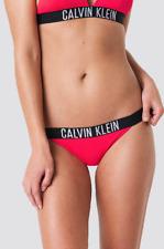 🌸 Calvin Klein Diva Pink Brazilian Bikini Bottoms Swimwear Genuine Sz L New 🌸