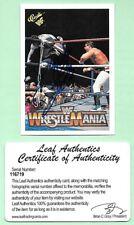 2017 Leaf Buybacks '90 Classic WWF #21 Danny Davis On Card Autograph COA