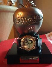 Disney's Snow White 60th Anniversary Pewter Apple Watch LE New Never Displayed