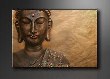 Buddha Bilder fertig gerahmt Bild 120x80cm XXL 5041+