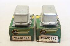 NORS Lot/2 Car Truck Voltage Regulator Chevrolet GM Ford Dodge Mopar VR-335HD WH