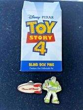Toy Story 4 Mystery Collection Enamel Pin Buzz Lightyear Pizza Planet Loungefly