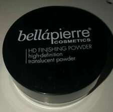 BELLAPIERRE COSMETICS HD Finishing Translucent Powder Setting 0.23oz FULL SIZE