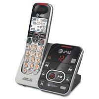 AT&T CRL32102 DECT 6.0 1-Handset Landline Telephone Home Office Phone Large Disp