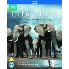 David Attenborough Life Story 5051561002816 Blu-ray Region B