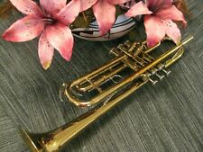 """Beautiful King Student Trumpet, Model """"600"""" in Superb Condition! MSRP is $1271!!"""