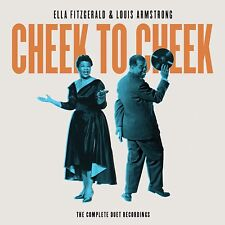 Louis Armstrong and Ella Fitzgerald - Cheek to Cheek (NEW 4 x CD)