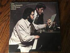 TONY BENNETT/BILL EVANS ALBUM FANTASY 1975 EX/VG