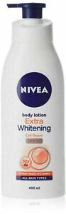 Nivea Body Extra Whitening Body Lotion Cell Repair & UV Protect 400ml.