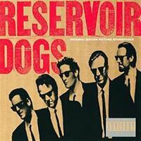 "Reservoir Dogs - UK Black Vinyl - Soundtrack - Various Artist (NEW 12"" VINYL LP)"
