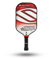 2020 Selkirk Amped X5 Invikta Pickleball Paddle Lightweight Tyson McGuffin Red