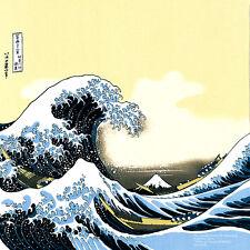 Furoshiki OONAMI große Welle hergestellt in Japan Tuch Mitteldecke Geschenk