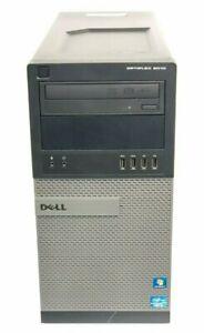 Dell OptiPlex 9010 MT i5-3570 3.4GHz 8GB Ram 256GB SSD  Windows 10 Pro