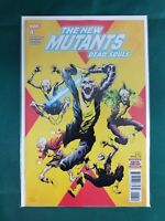 The New Mutants Dead Souls #4 Marvel comics 2018 1st Print New NM