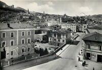 Cartolina di Spoleto, panorama e pubblicità Necchi - Perugia