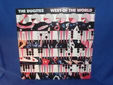 "DUGITES WEST OF THE WORLD - AUSTRALIAN LP RECORD 12"" 33/3 VINYL GF NM"
