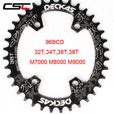 Round Oval 96Bcd.S Mtb Bike Crankset Wide Narrow Chainring for Mountain Bike