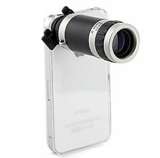 8X Telescope For Apple iPhone 4 4S 4G 4GS... Detachable zoom lens ships from USA