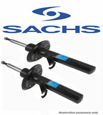 SACHS 313-441 313-442 PAIR Front Shock Absorbers VE Commodore V6 V8  08/06-04/13