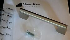 30 pac Modern Brush Nickel Stainless Steel T Bar Kitchen Cabinet Handle #6009A