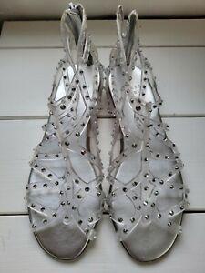 stuart weitzman Open Heel Sandals