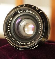 New listing Zeiss Orthoplanar 50mm f/4, s-orthoplanar
