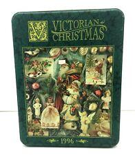 Victorian Christmas 1996 Puzzle Hallmark Springbok Christmas Tin 500 Pieces NIB