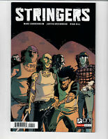 STRINGERS #4 NOV 2015 ONI PRESS COMIC.#119769D*7