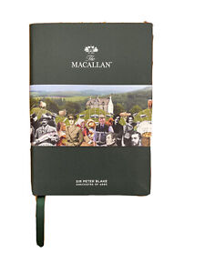THE MACALLAN ANECDOTES OF AGES - A5 BLANK NOTEBOOK PETER BLAKE