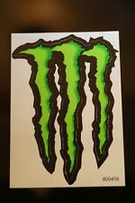 Monster Energy Decal Official Sticker Call of Duty COD Ghosts Release Edition