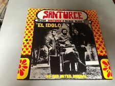 "DESDE SANTURCE A BILBAO BLUES BAND 7"" SINGLE EL IDOLO"